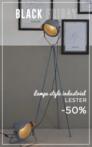 Luminaire LESTER Black Friday