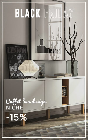 Buffet NICHE Black Friday