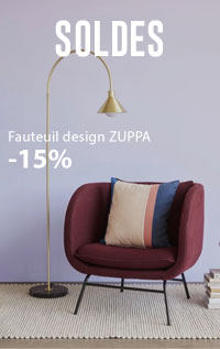fauteuil ZUPPA