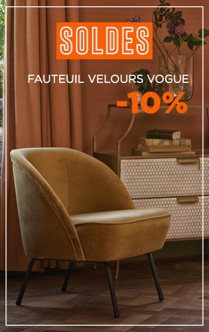 soldes fauteuil vogue bepurehome