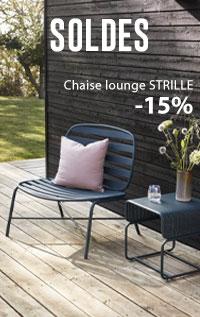 chaise de jardin STRILLE