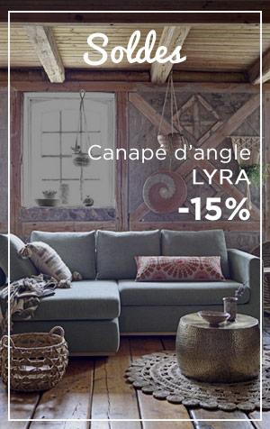 canapé LYRA