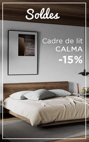 cadre de lit CALMA
