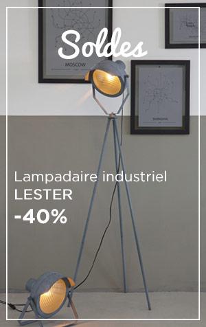 lampadaire LESTER
