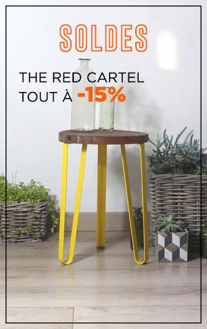 Soldes Red Cartel
