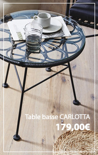 table CARLOTTA