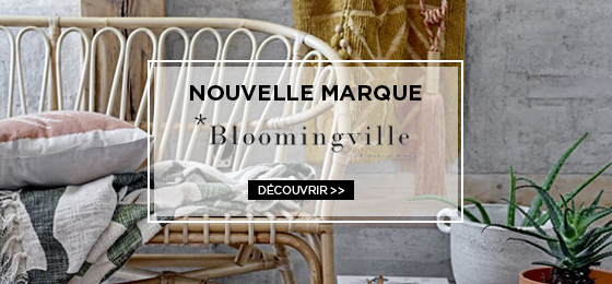 Marque mobilier Bloomingville