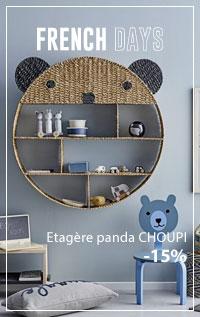 étagère PANDA