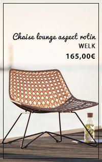 chaise WELK