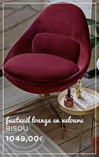 https://www.meublesetdesign.com/fr/fauteuil/fauteuil-relax/fauteuil-lounge-velours-bisou-bloomingville