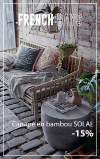 canapé SOLAL