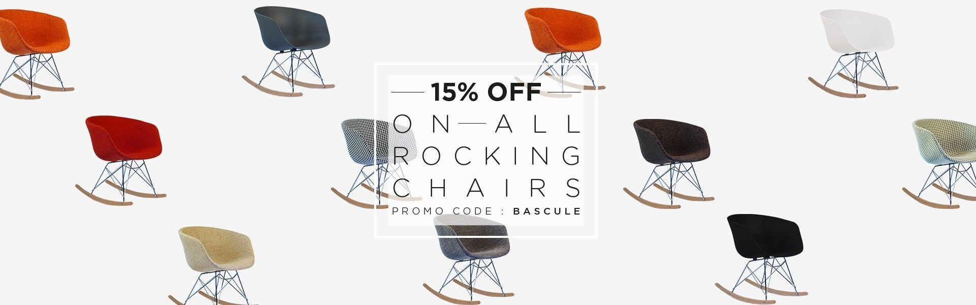 promo on rocking chairs