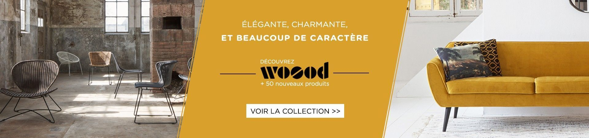 marque woood meubles design