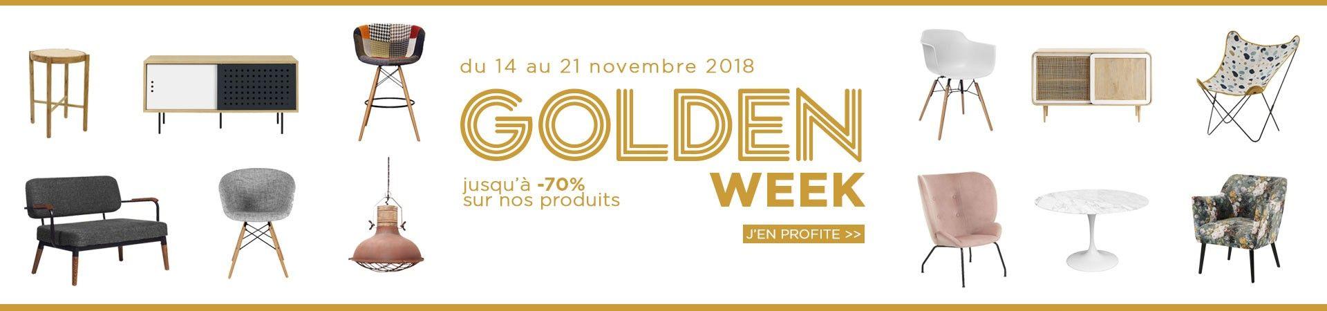 golden week promotions